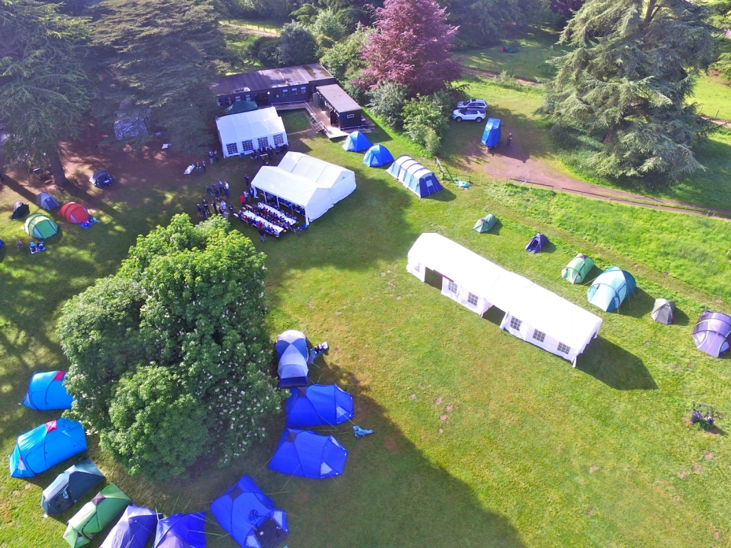 Lunney Lodge and Pitches 1 & 2